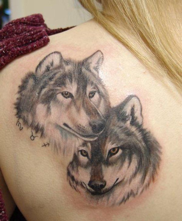 Best 100 Wolf Tattoo Ideas: 10 Best TATTOOS Images On Pinterest