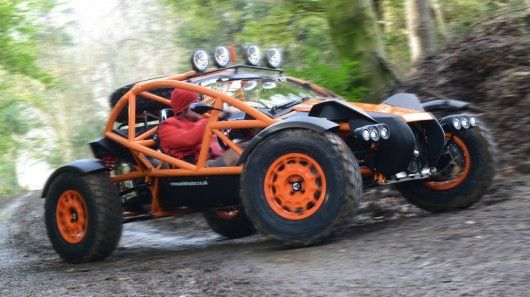 Ariel Motor Company, it of the unhinged Atom sports car, has announced a new addition to its line-up. The Nomad takes all of the raw excitement of the Atom and dumps it into an off-road buggy. Lik...