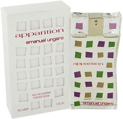 Emanuel Ungaro Apparition Eau De Parfum is een modern romantisch parfum geschikt voor intieme en romantische momenten. Deze geur kan gemakkelijk jaarrond gedragen worden. -