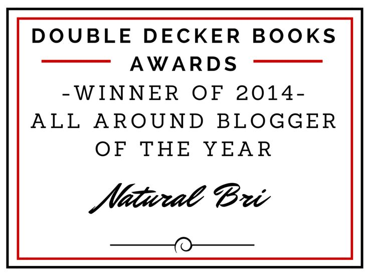 Winner of 2014 All Around Blogger of the Year is...
