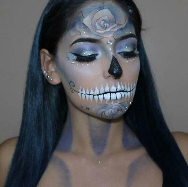 25 best ideas about sugar skull halloween on pinterest