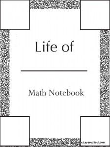 Life of Fred Math: Ideas, Activities and Notebook pages