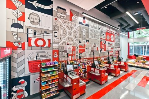 Pin On Retail Store Layout