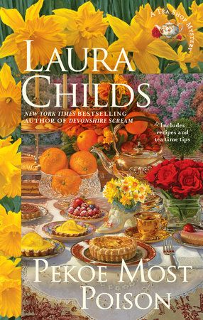 "In the latest Tea Shop Mystery from New York Times bestselling author Laura Childs, Theodosia Browning attends a ""Rat Tea,"" where the mice will play…at murder."