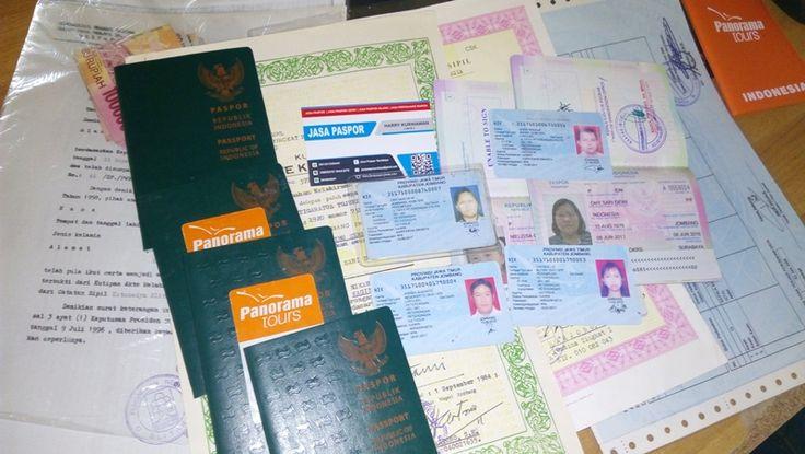 Jual Jasa Paspor - Biro Jasa Paspor | Tokopedia