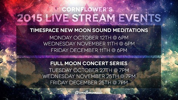THANK YOU ALL SO MUCH for an amazing evening of music together on the Full Moon Super Moon Lunar Eclipse Live Stream Concert!  Stay tuned... an audio recording will be made available later this week for your listening pleasure!  Here's the Setlist from tonight's show: OMA > Ever So Lonely [1] Receive Golden Age [2] -> With All Things You Are The Medicine > Lunar Eclipse Meditation [1] Sheila Chandra Cover. First time played. [2] TV on the Radio Cover. First time played. --- MARK YOUR…