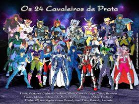 Cavapédia: Os 24 Cavaleiros de Prata de Atena