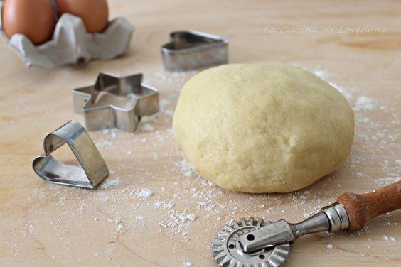 Sostituite il burro con l'olio di oliva e otterrete una deliziosa Pasta frolla senza burro leggera e friabile, pronta a conquistarvi il cuore