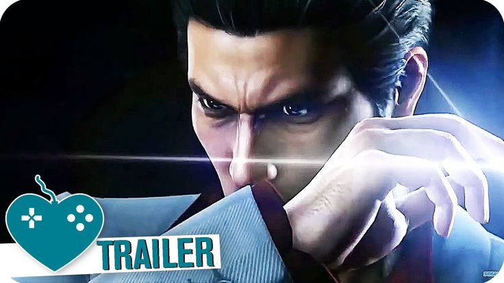 YAKUZA 6 Japanese Playspots Trailer (2017) PS4 Game