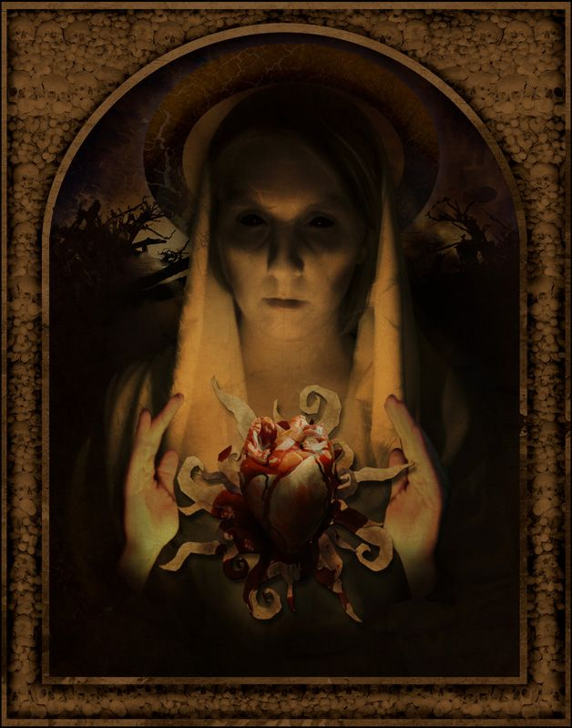 Pin By Alexa De Andrade On Darkness Bloody Mary Real
