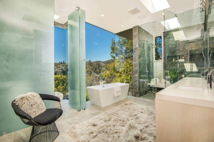 Multi-million home on the hills of Los Angeles has panoramic views by FINA Construction Group - Page 2 of 3 - CAANdesign | Architecture and home design blog
