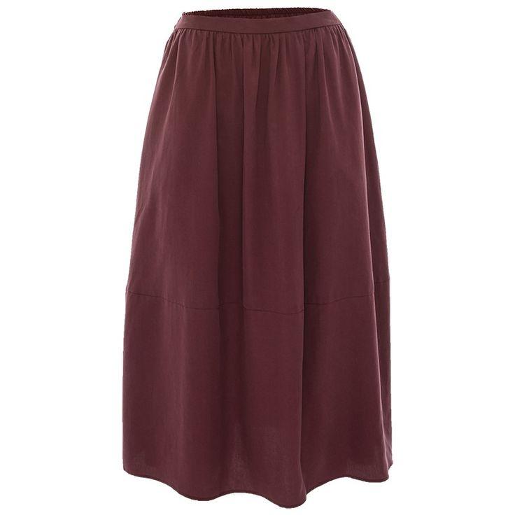 Poetry Nyla Tencel Skirt