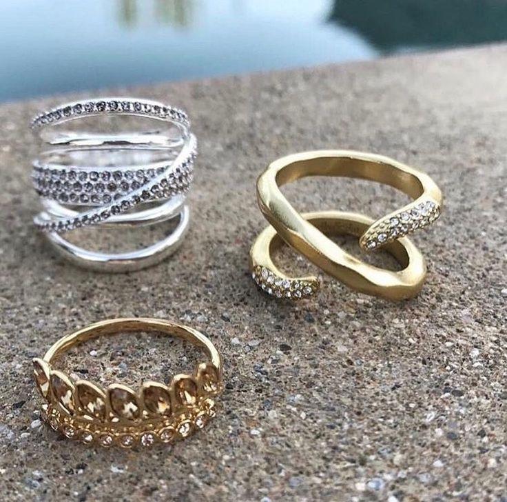 Stella & Dot Rings http://www.stelladot.com/deborahkachhal