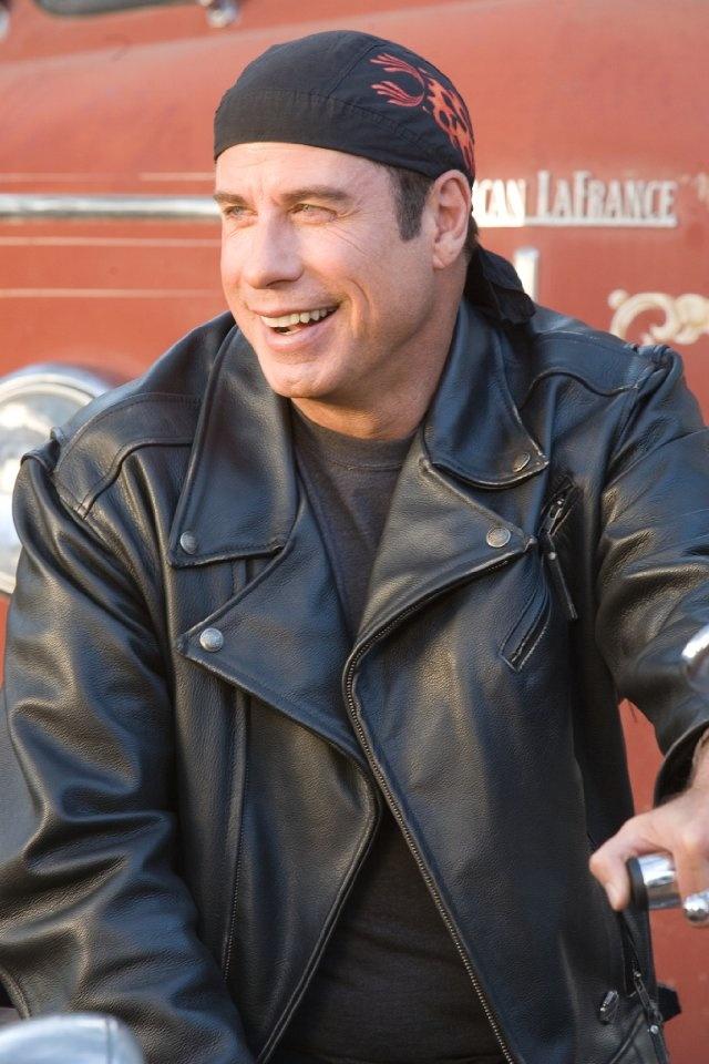John Travolta in Wild Hogs, 2007
