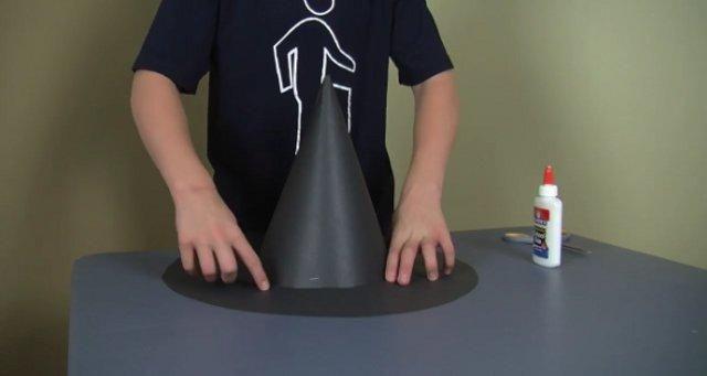 Cómo hacer un sombrero de bruja. ¿Quieres hacerte un disfraz de bruja casero? Uno de los elementos más característicos de las brujas son sus sombreros por lo que en este artículo de unComo te vamos a contar paso a paso cómo hacer un ...