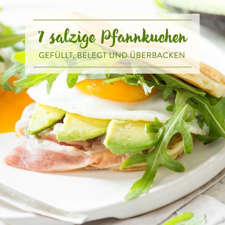 Es gibt keinen klassischen Burger, sondern einen Frühstücksburger. Avocado, Spiegelei und Speck zwischen zwei Pancakes. Doppeldecker deluxe!