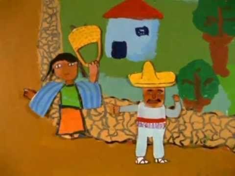 Animación de tres cuentos infantiles purepecha. 1 de 3 - YouTube