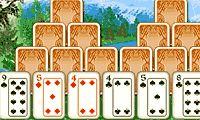 Solitario de la pirámide egipcia - Juega a juegos en línea gratis en Juegos.com