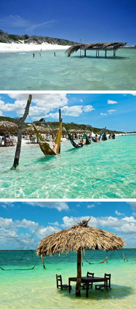 LIFE IS BETTER AT #JERICOACOARA #BEACH!! Visit @easytraveldeal