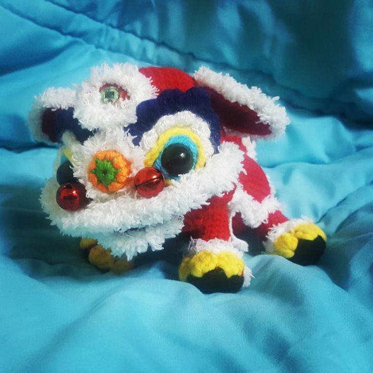 Inspiration: 2018 Chinese New Year - Lion Dance
