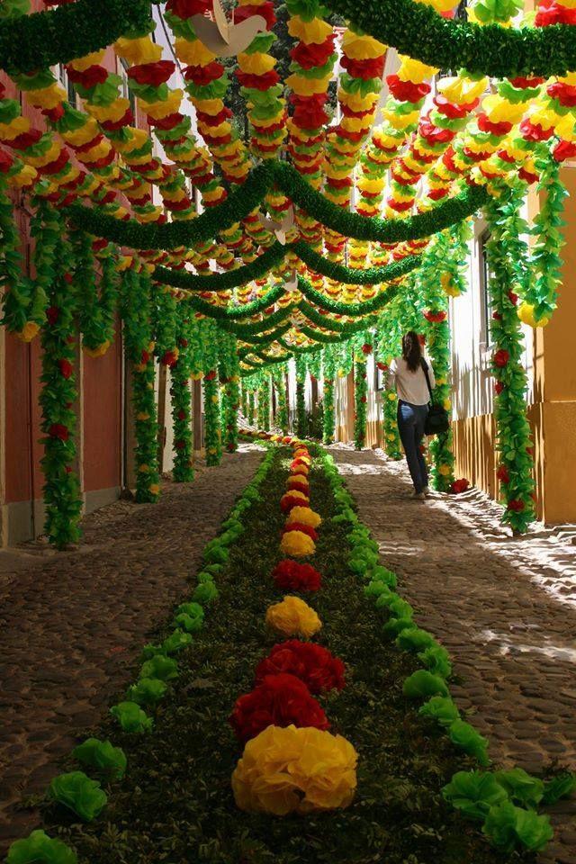Festa dos Tabuleiros 2015 (Tomar, Portugal)