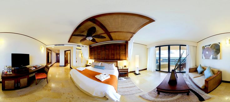 Honeymoon Suite at the Dreams Riviera Cancun Resort and ...