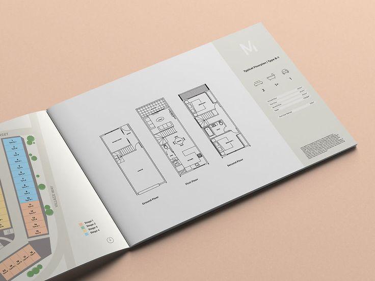 The Minton, Pakenham - Floorplan Booklet Design by Small & Co