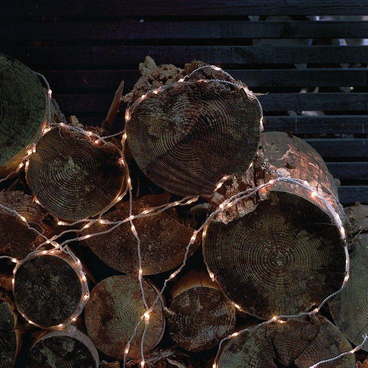 Guirlande Lumineuse Led Extérieur Intérieur 3 M – Taille : Taille Unique