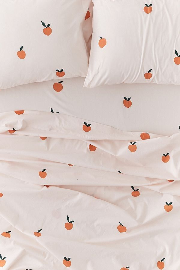 ba8924f8c7 Allover Fruit Sheet Set in 2019 | Bedroom | Home, House rooms, Dorm room