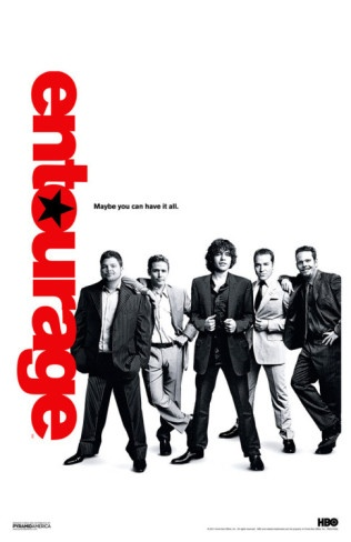 Maybe you can have it all! If nothing else, you can have this awesome Entourage TV Show cast poster for a great price! Ships fast. 11x17 inches. Need Poster Mounts..?