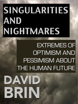 Singularities and Nightmares: Extremes of Optimism and Pessimism About the Human Future