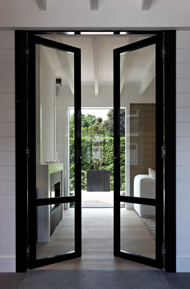 We love it too is this it too mi casa kijkwoningen - Contemporary glass doors interior ...