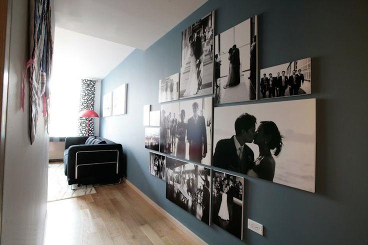 Inspírate! fotos en las paredes : x4duros.com