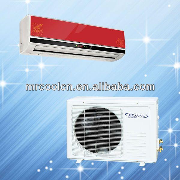 1.Mini Split Air Conditioner range from 9000btu to 36000btu  2.Toshiba Compressor  3.R22/R410a gas  4.50Hz/60Hz  5.T1/T3