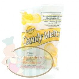 Yellow Wilton Candy Melts - Perfect for Cake Pops, Sweet Making #Baking