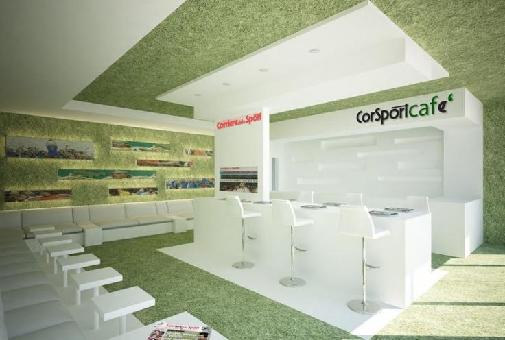 2012 Corriere dello Sport Design Bar