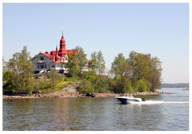 Helsinki Island Restaurants - Ravintola Saaristo – on Luoto-Klippan Island