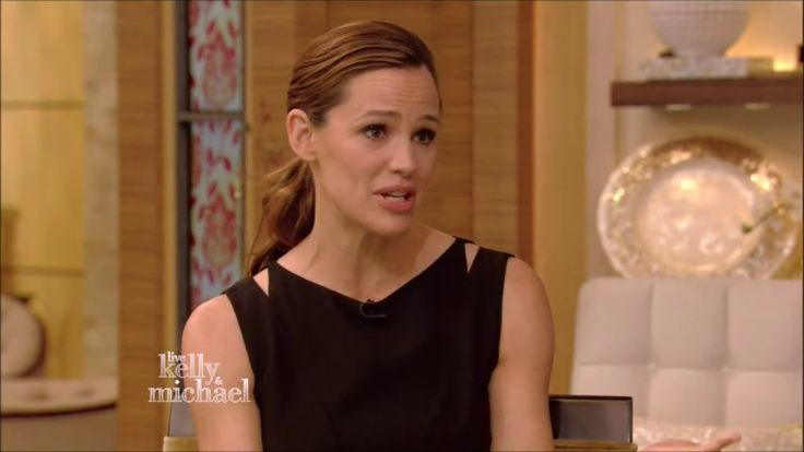 Jennifer Garner Interview talks  Miracles from Heaven Live! With Kelly a...