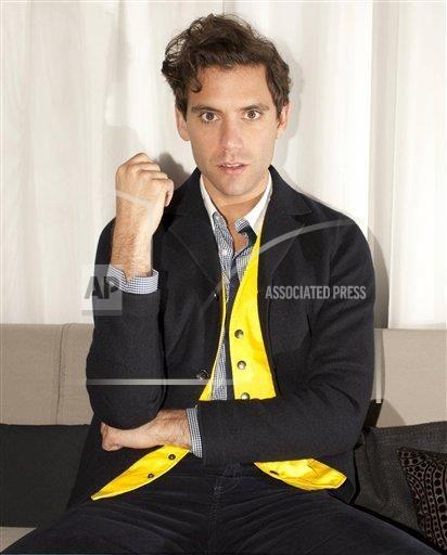Mika 2012 promo photo