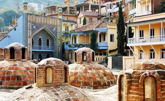 Грузия: путешествие от Тбилиси до Батуми