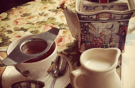 10 Places to Do Tea in NYC