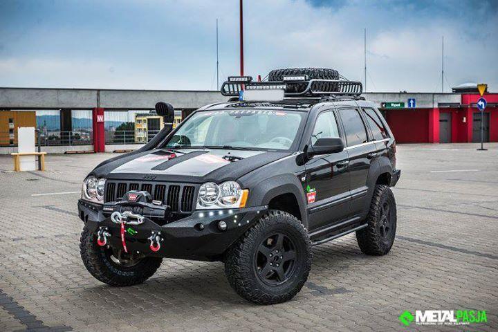Jeep Cherokee Off-Road | ... na temat kompleksowej modyfikacji off road Jeep'a Grand Cherokee WK
