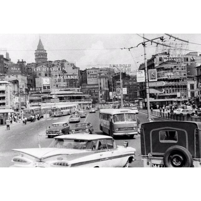 #karakoy #istanbul #turkey #1960's