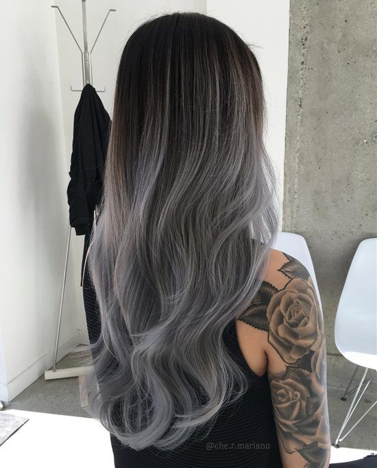 best 25 two color hair ideas on pinterest two toned hair blue hair colour and crazy colour. Black Bedroom Furniture Sets. Home Design Ideas