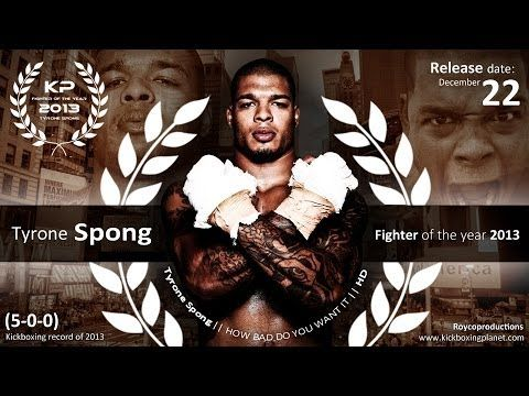 ★ Tyrone Spong || HOW BAD DO YOU WANT IT (2) || HD
