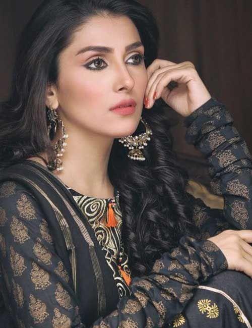Models pretty pakistani Most Beautiful