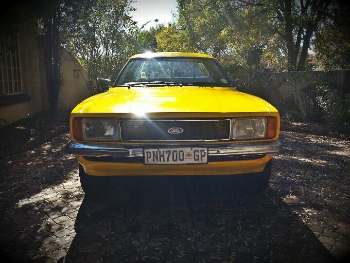 #Ford #cortina
