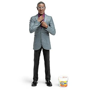 "Breaking Bad 6"" Gus Fring Figure 
