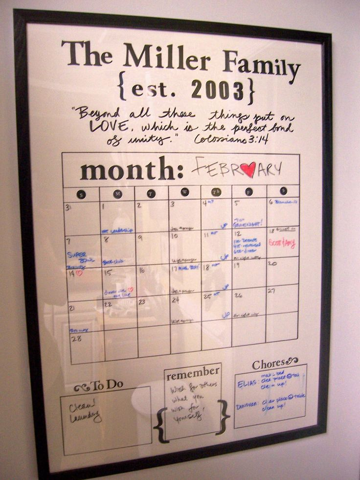 Calendar Sizes Ideas : Ideas about family calendar wall on pinterest