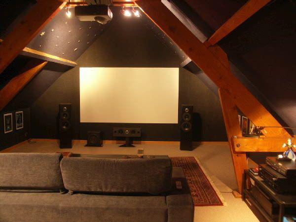Comble Cinema In 2020 Home Cinema Room Cinema Room Home Theater Seating